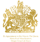 Dengie Royal Warrant Logo