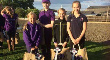 Young Jockeys with Awards