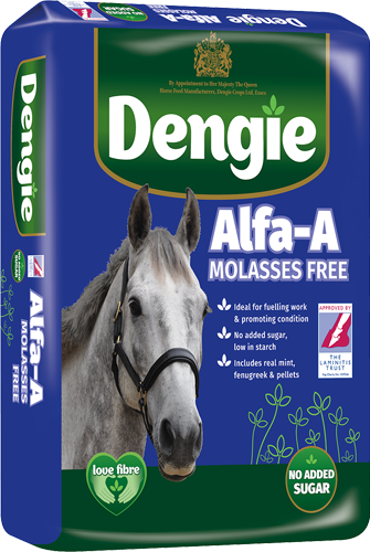 Alfa-A Molasses Free Horse Food
