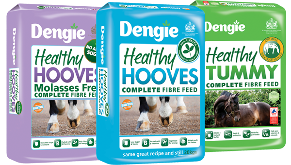 healthy range Horse Feed