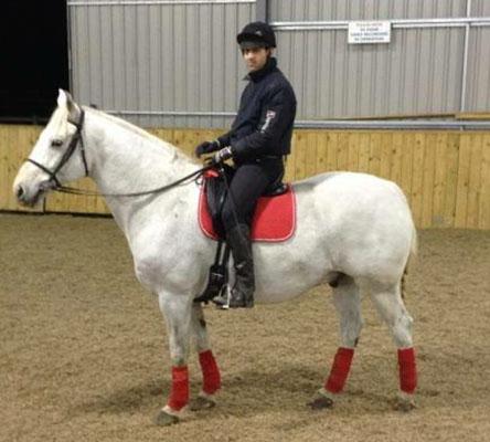white horse roder