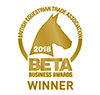 BETA Businesss Awards 2018 Winner