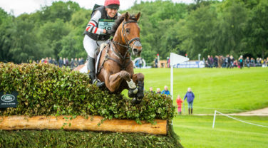 Lucy Jackson and Superstition at Bramham Horse Trials 2019