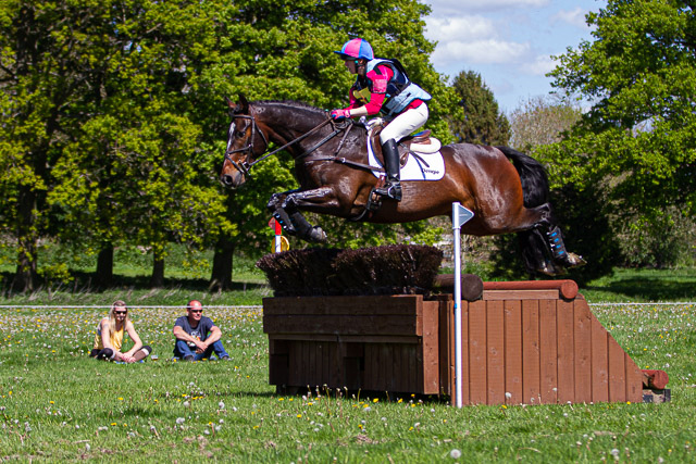Brook Howells Templebrook Boy Cross Country XC Eventing