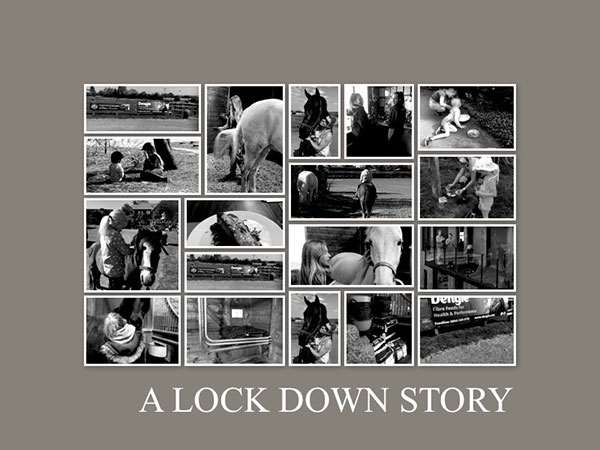 Hannah Esberger, Lockdown Photo Montage