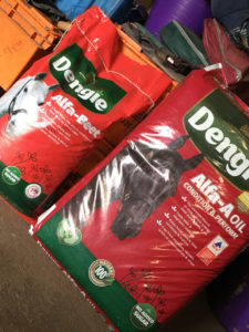 Bale of Dengie Alfa-A Oil and Alfa-Beet