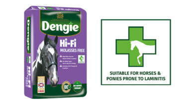 New Hi-Fi Molasses Free pack with Green Cross logo