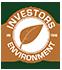 Investors in Environment logo